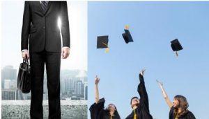 degree vs work experience